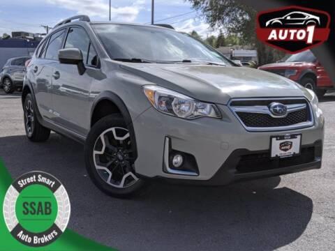 2017 Subaru Crosstrek for sale at Street Smart Auto Brokers in Colorado Springs CO