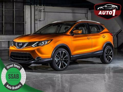 2018 Nissan Rogue Sport for sale at Street Smart Auto Brokers in Colorado Springs CO