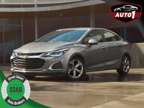 2019 Chevrolet Cruze for sale at Street Smart Auto Brokers in Colorado Springs CO
