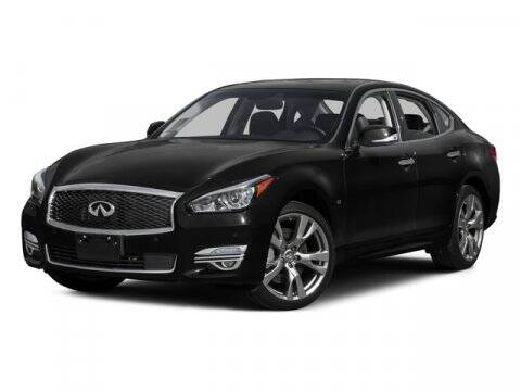 2015 Infiniti Q70 for sale at Street Smart Auto Brokers in Colorado Springs CO
