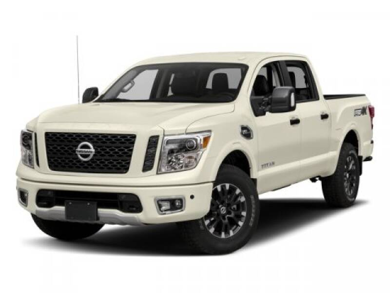 2017 Nissan Titan for sale at Street Smart Auto Brokers in Colorado Springs CO