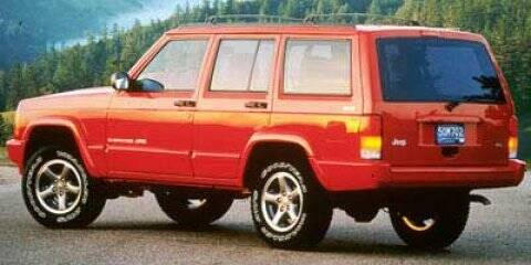 1998 Jeep Cherokee for sale at Street Smart Auto Brokers in Colorado Springs CO