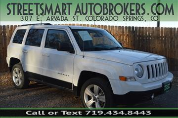 2011 Jeep Patriot for sale in Colorado Springs, CO