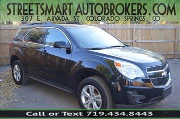 2013 Chevrolet Equinox for sale in Colorado Springs, CO