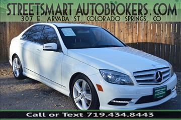 2011 Mercedes-Benz C-Class for sale in Colorado Springs, CO