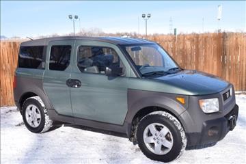 2004 Honda Element for sale in Colorado Springs, CO