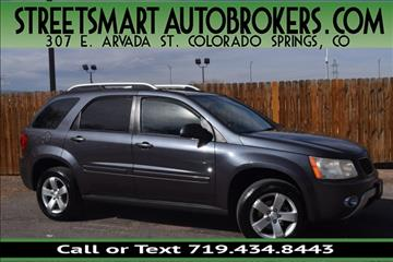 2007 Pontiac Torrent for sale in Colorado Springs, CO