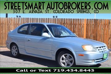 2004 Hyundai Accent for sale in Colorado Springs, CO