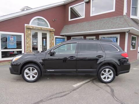 2013 Subaru Outback for sale in 797 Sabattus St. Lewiston, ME
