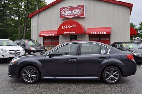 2013 Subaru Legacy for sale in 797 Sabattus St. Lewiston, ME