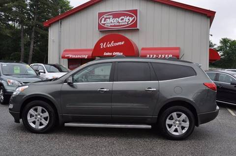 2011 Chevrolet Traverse for sale in 797 Sabattus St. Lewiston, ME