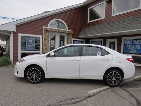 2016 Toyota Corolla for sale in Auburn, ME