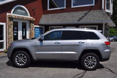 2014 Jeep Grand Cherokee for sale in Auburn, ME