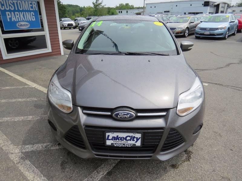 2014 Ford Focus SE 4dr Hatchback In Auburn ME  Auburn