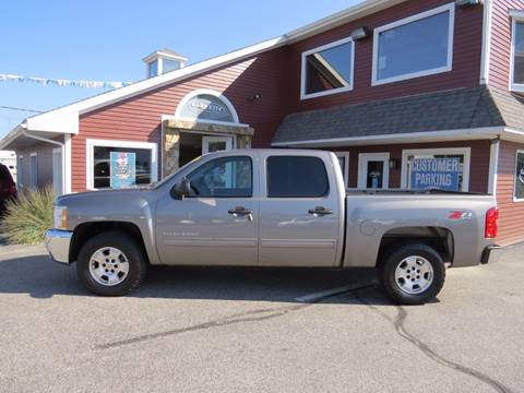2012 Chevrolet Silverado 1500 for sale in 797 Sabattus St. Lewiston, ME
