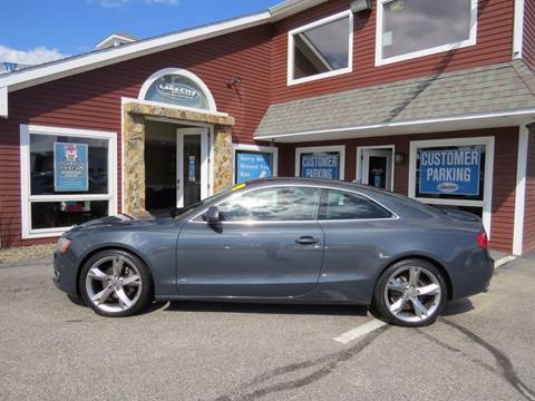 2009 Audi A5 for sale in 1304 Lisbon St. Lewiston, ME