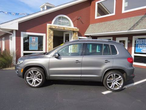 2012 Volkswagen Tiguan for sale in Auburn, ME