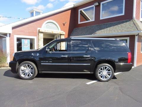 2010 Cadillac Escalade ESV for sale in Auburn, ME