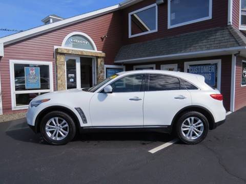 2011 Infiniti FX35 for sale in Auburn, ME