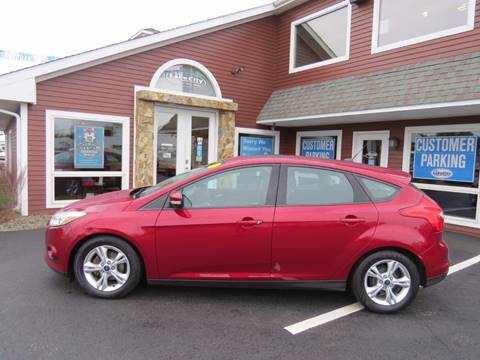2014 Ford Focus for sale in 1304 Lisbon St. Lewiston, ME