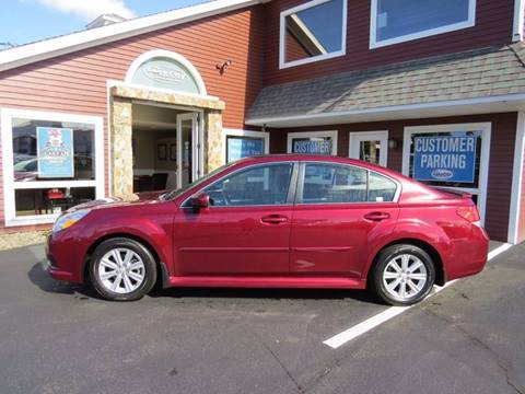 2012 Subaru Legacy for sale in Auburn, ME