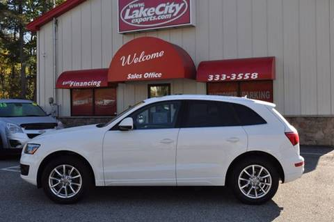 2012 Audi Q5 for sale in 797 Sabattus St. Lewiston, ME