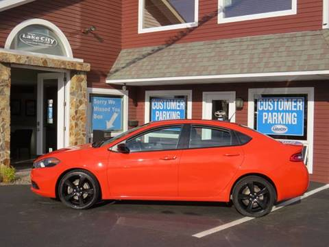 2015 Dodge Dart for sale in 1304 Lisbon St. Lewiston, ME