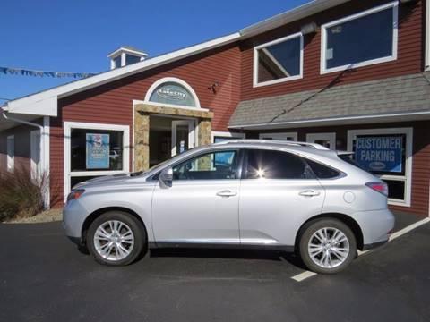 2011 Lexus RX 450h for sale in Auburn, ME
