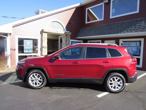 2015 Jeep Cherokee for sale in Auburn, ME
