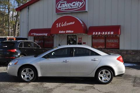 2009 Pontiac G6 for sale in 1304 Lisbon St. Lewiston, ME