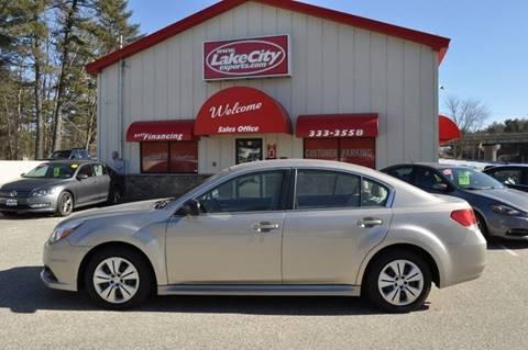 Subaru Legacy Near Me >> Subaru Legacy For Sale In Maine Carsforsale Com