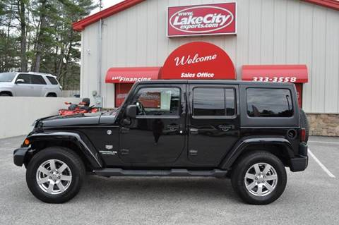 2011 Jeep Wrangler Unlimited for sale in Auburn, ME