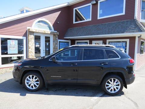 2015 Jeep Cherokee for sale in Lewiston, ME