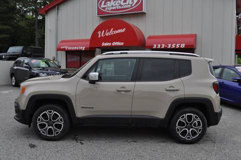 2015 Jeep Renegade for sale in Lewiston, ME