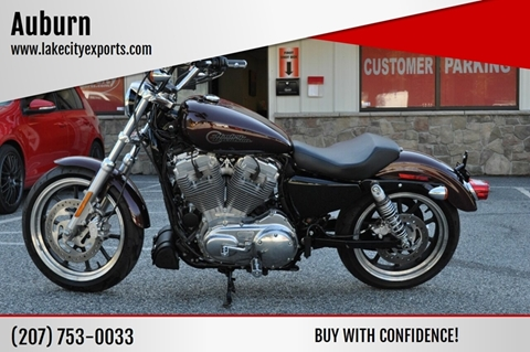 2019 Harley-Davidson Sportster XL883 Iron for sale in Lewiston, ME