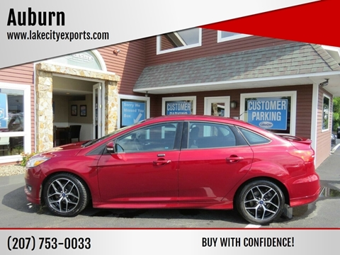 2016 Ford Focus for sale in Lewiston, ME