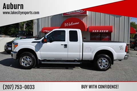 2016 Ford F-250 Super Duty for sale in Lewiston, ME