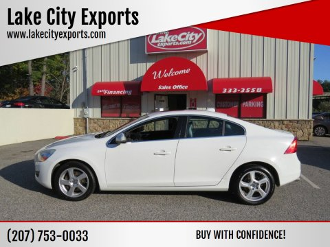 2013 Volvo S60 for sale at Lake City Exports - Lewiston in Lewiston ME