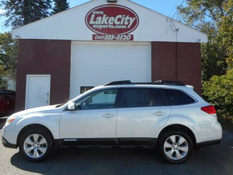 2011 Subaru Outback for sale in 797 Sabattus St. - Lewiston, ME