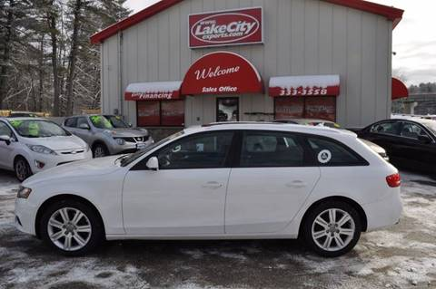 2010 Audi A4 for sale in Lewiston, ME
