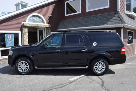 2012 Ford Expedition EL for sale in Auburn, ME