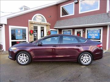 2013 Ford Fusion for sale in 1304 Lisbon St. Lewiston, ME