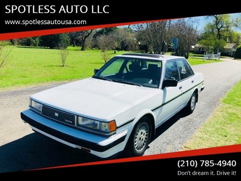 Toyota Round Rock >> Toyota Cressida For Sale In Round Rock Tx Carsforsale Com