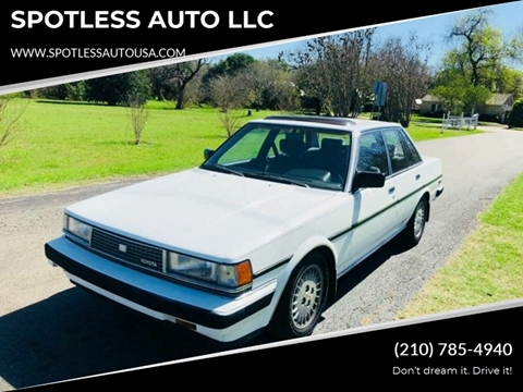 1986 Toyota Cressida for sale in San Antonio, TX