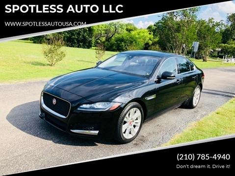 Jaguar San Antonio >> 2016 Jaguar Xf For Sale In San Antonio Tx