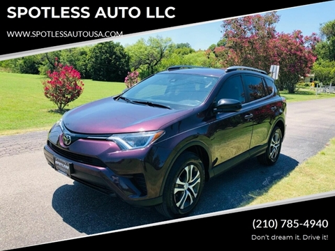 Used Toyota Rav4 For Sale >> Used Toyota Rav4 For Sale In San Antonio Tx Carsforsale Com