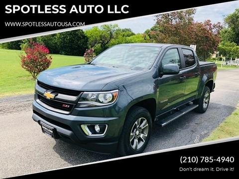 2015 Chevrolet Colorado for sale in San Antonio, TX