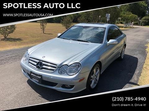 2006 Mercedes-Benz CLK for sale in San Antonio, TX