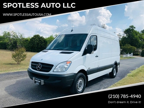 2013 Mercedes-Benz Sprinter Cargo for sale in San Antonio, TX