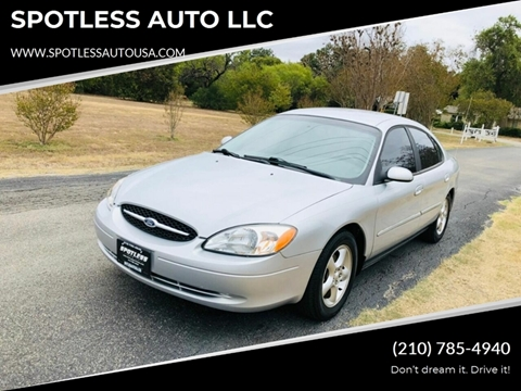 2000 Ford Taurus for sale in San Antonio, TX